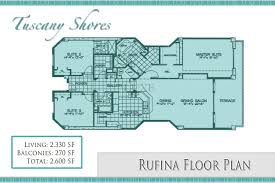 tuscany shores condos floor plan 2901 s atlantic ave 32118