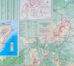 Map Of Cameroon Map Of Nigeria U0026 Cameroon Itm U2013 Mapscompany