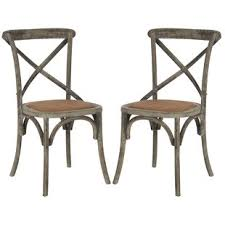 Reclaimed Wood Chairs Modern Reclaimed Wood Dining Chairs Allmodern