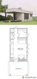 Modern Style House Plan 1 Beds 1 00 Baths 312 Sq Ft Plan 914 2