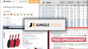 jungle scout web app demo how to find amazon products to sell