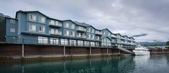 seward harbor 360 hotel views of resurrection bay