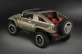jeep suv 2013 gmc may get an suv that looks like a hummer to rival jeep wrangler