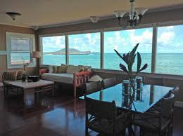 lanikai home for rent rare 3br 2ba historic oceanfront lanikai
