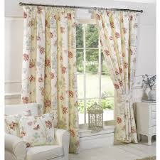 Modern Floral Curtain Panels 100 Flowered Curtains Blue Floral Curtains Red Pink Yellow
