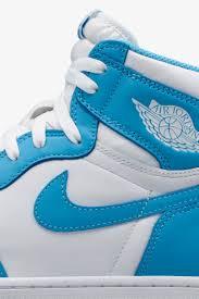 air jordan 1 retro u0027powder blue u0027 release date nike u2060 snkrs