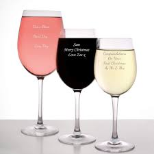 godmother wine glass personalised wine glass personalise a wine glass with any message