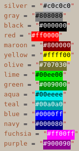 making websafe colors safe for colorblind people zwillingssterns