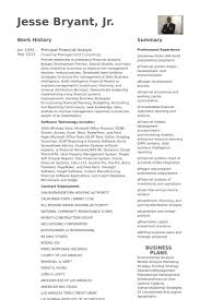 Sample Of Financial Analyst Resume by Financial Analyst Resume Samples Visualcv Resume Samples Database