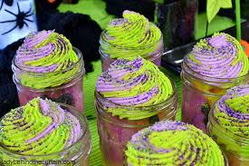 jar cakes marble cake in a jar