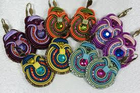 soutache earrings soutache earrings larissa flickr