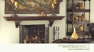 fireplace mantel surrounds and accessories mantels direct 1
