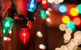 Colored Christmas Lights by But I Digress What Your Choice Of Christmas Lights Says About You