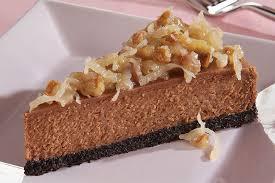 baker u0027s german u0027s chocolate cheesecake kraft recipes
