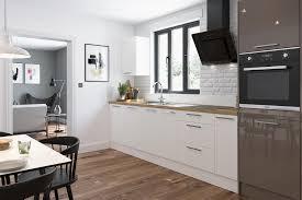 modern fitted kitchen modern fitted kitchens from swansea home improvements