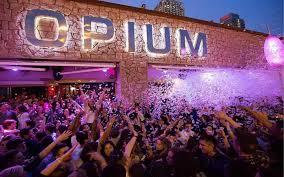 opium barcelona barcelona nightlife ticket