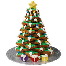 where to plant the gifts gingerbread tree wilton