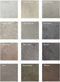 Stain Color Chart Concrete Coating Color Chart Best 25 Concrete Countertops Ideas On Pinterest Cement