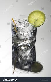 vodka tonic lemon club soda gin vodka tonic mixed stock photo 45905668 shutterstock