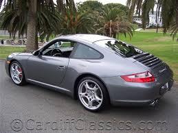 2005 porsche 911 s 2005 used porsche 911 2dr cpe s 997 at cardiff classics