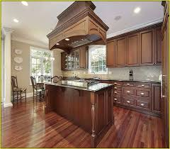 best paint colors for kitchen with cherry cabinets home design