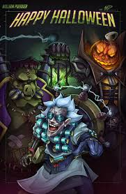 overwatch skins halloween new skins and sprays and game modes oh my the overwatch see