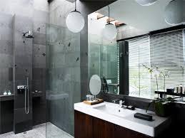 bathroom modern ceiling light bathroom glass shower divider
