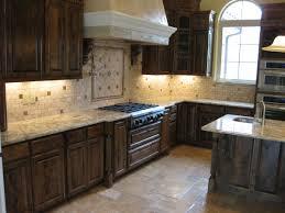 kitchen travertine backsplash i do not like this kitchen its our floors and