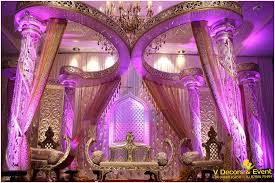 Wedding Hall Decorations V Decors And Events 9488085050 Pondicherry Event Organizer