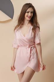 Full Length Bathrobe Aliexpress Com Buy Silk Kimono Robes For Women Satin Bathrobe