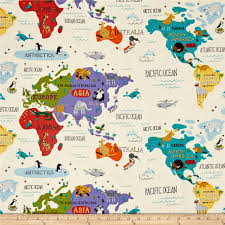 africa map fabric moda hello world map and fabric besttabletfor me