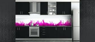 credence mural cuisine credence originale pour cuisine globr co