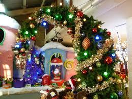 grinch christmas tree christmas lights decoration