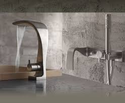 Modern Bathroom Faucets by Cool And Modern Bathroom Design Ideas Twist Of Olives