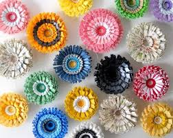 Handmade Flowers Paper - best 25 hanging paper flowers ideas only on pinterest tissue