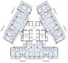 33 bay street floor plans l u0026t crescent bay in parel mumbai price location map floor
