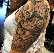 tattoos for timeless half sleeve designs getattoos us
