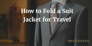 how to fold a suit for travel images Archives onebagger jpg
