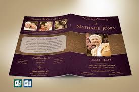unique funeral programs inspiks market creative church marketplace flyers bulletins