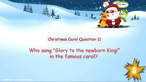 christmas carol quiz questions u0026 answers youtube