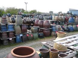 Garden Containers Large - ceramic garden pots large home outdoor decoration