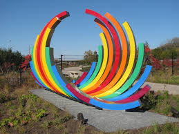 Botanical Gardens Des Moines Iowa by Rainbow Steel Interview With Christiane Martens Around And