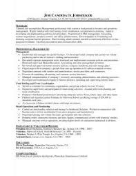 promotion resume samples sample of cv marketing examples of