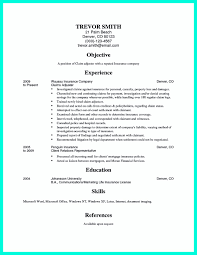 Insurance Agent Job Description For Resume Insurance Adjuster Resume Resume For Your Job Application