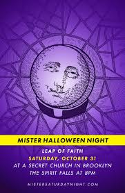 mister halloween night sold out