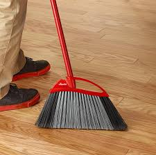 Laminate Floor Broom Vileda Angle Broom Red Black Amazon Co Uk Kitchen U0026 Home