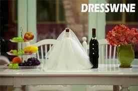 white tulle wine decor dresswine co ltd