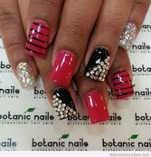 amazing pink nail designs for women nail art pink and art