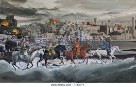 four horsemen of the apocalypse stock photos u0026 four horsemen of
