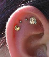 90 ways to express your individuality with a cartilage piercing